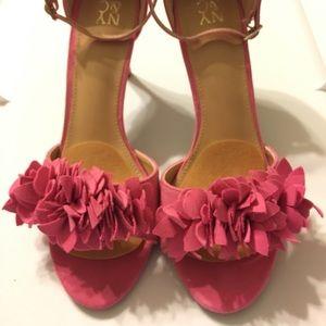 New York & Company Pink Heels